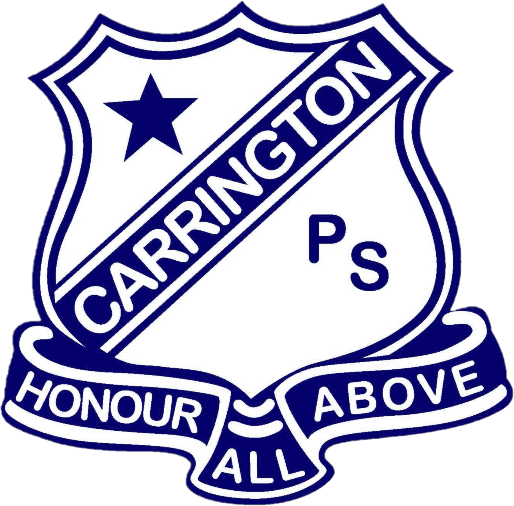 Carrington Public School logo